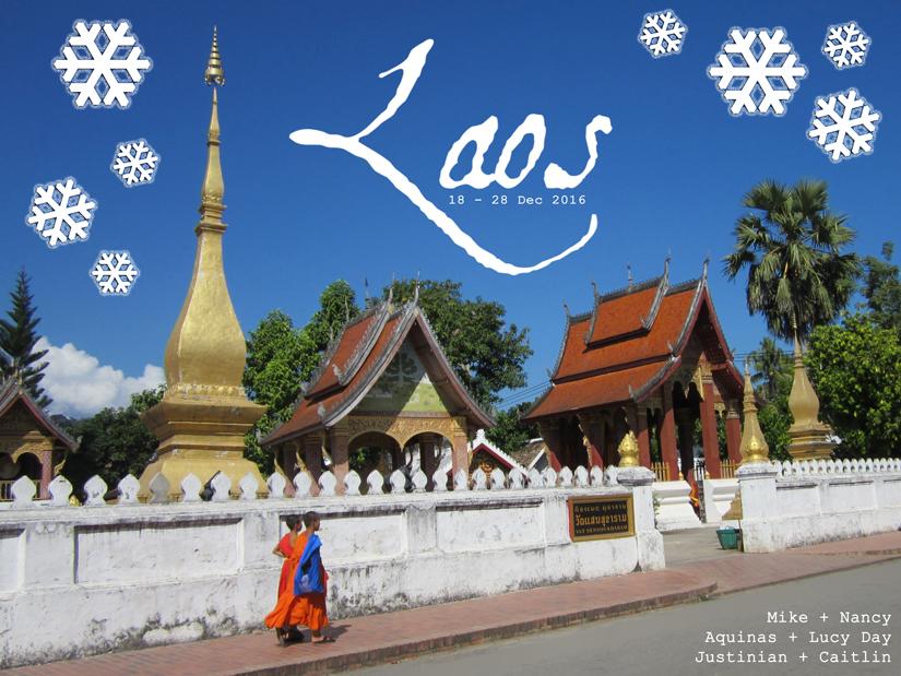 Laos (December 2016)