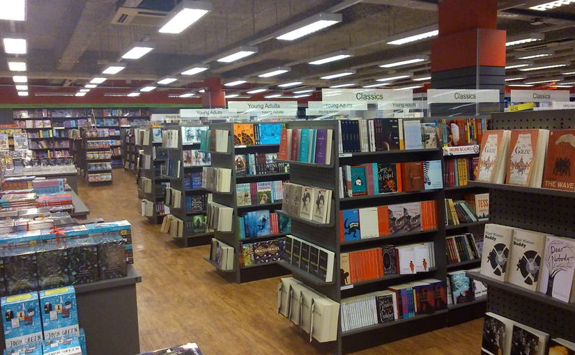 Popular: Second-largest bookstore in Singapore?