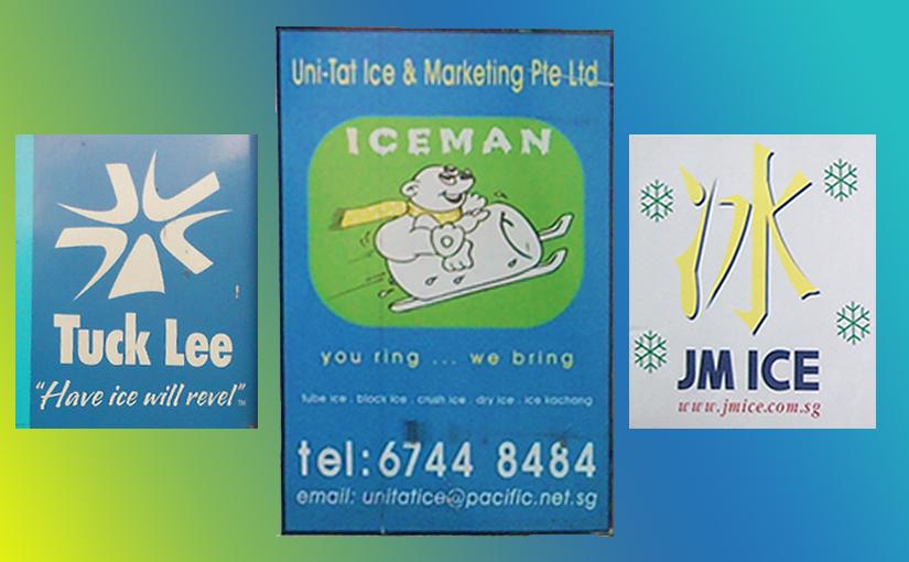 Ice truck slogans