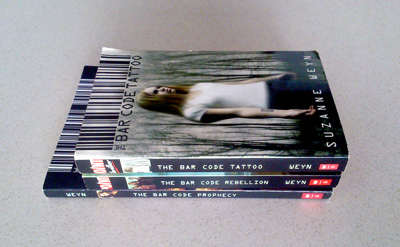 The Bar Code Trilogy by Suzanne Weyn