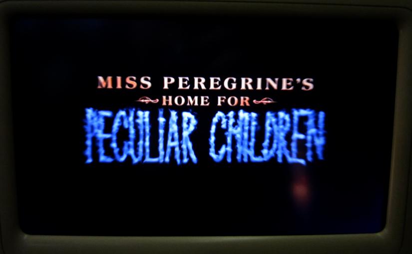 Miss Peregrine's movie's ending