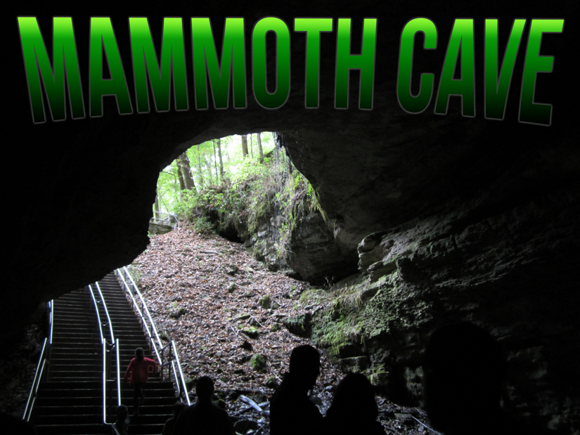 Mammoth Cave, Kentucky, USA