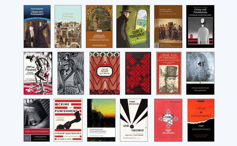 Which translation of Dostoevsky's Crime and Punishment should I read?