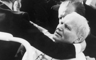 40 rocznica zamachu na Jana Pawła II