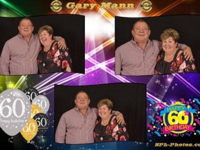 Gary Mann 60th Birthday Bash