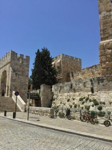 Tower of David Museum Entrance