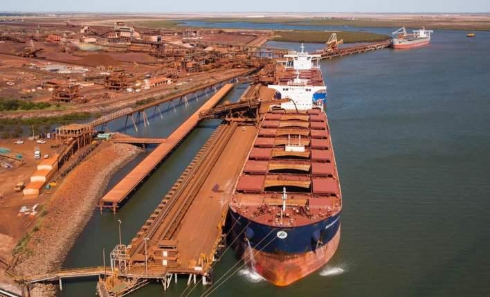 Beijing's new 'iron ore security' policy puts Australian miners on edge -  Splash247