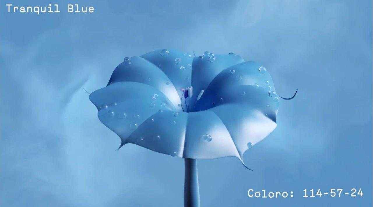 colores de moda ss23 azul