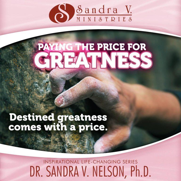 Sandra V Nelson Media Series