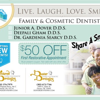 Townsend Dover Family Cosmetic Dentistry