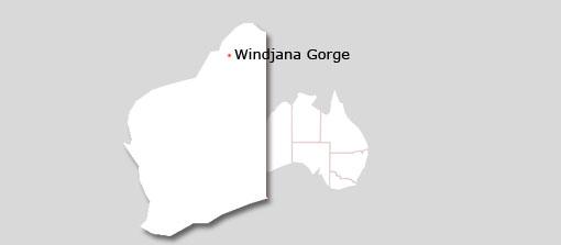 windjana map