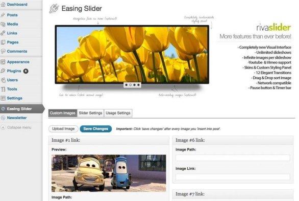 Image result for Easing Slider