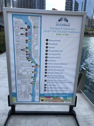 Riverwalk Chicago Map.Chicago Riverwalk Review A Walk For Everyone Splash Magazines