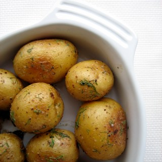 Back to basics: Dill fingerling potatoes