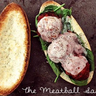 Worth a second chance: The meatball sandwich