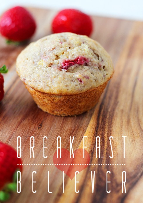 Strawberry Banana Muffins6