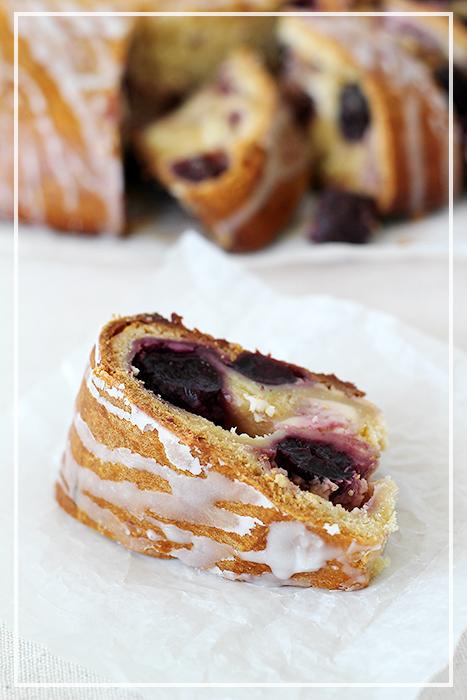 Sour Cherry Cream Cheese Coffee Cake2