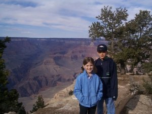 why we need science - grand canyon 2002
