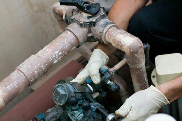 backflow testing plumber Lake Forest, CA
