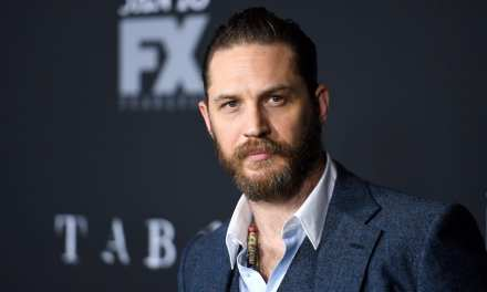 Tom Hardy talks James Bond & Mad Max