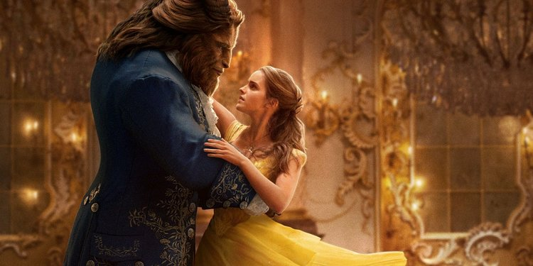 New Footage In BEAUTY AND THE BEAST TV Spot