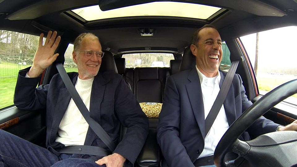 Jerry Seinfeld Brings His 'Comedians in Cars' To Netflix