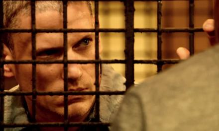 First Early Review: PRISON BREAK Revival (2017)