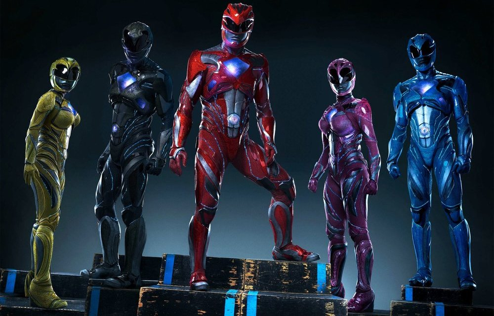 It's Morphin Time! New POWER RANGERS Trailer Is HERE!!