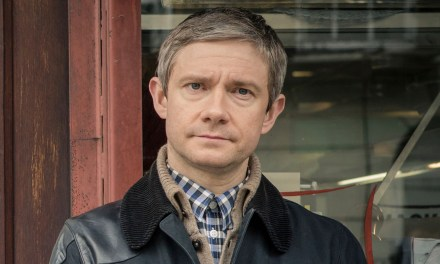 Martin Freeman To Possibly Join BLACK PANTHER