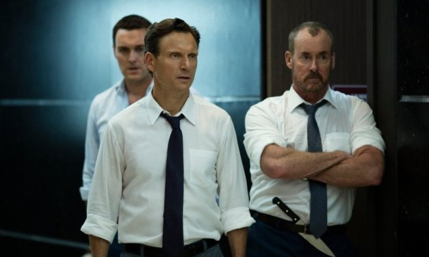 Office Supplies Are Deadly Weapons In New Poster For THE BELKO EXPERIMENT