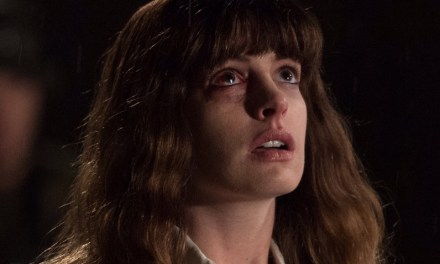 Anne Hathaway Is Connected To A Monster In First COLOSSAL Trailer