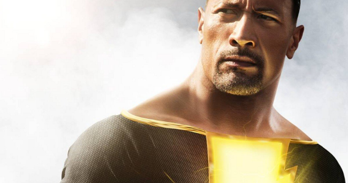 The Rock Answers Why He Decided To Play Black Adam In SHAZAM!