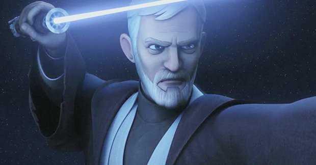 STAR WARS REBELS Mid Season 3 Trailer Features Obi-Wan Kenobi
