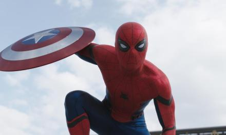 SPIDER-MAN: HOMECOMING Toys Gives Us A Sneak Peak of Peter's Costume