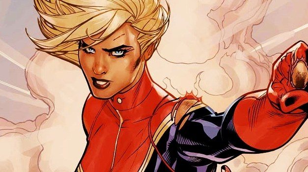 CAPTAIN MARVEL Is Not In AVENGERS: INFINITY WAR