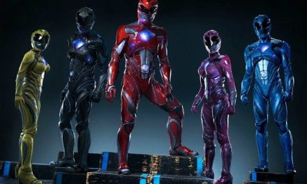 Final Poster For POWER RANGERS Feature Dinozords