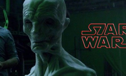 STAR WARS: Empire's End Makes Room For Snoke