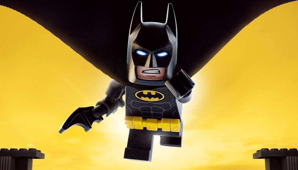THE LEGO BATMAN MOVIE Beats FIFTY SHADES DARKER & JOHN WICK 2 At The Box Office