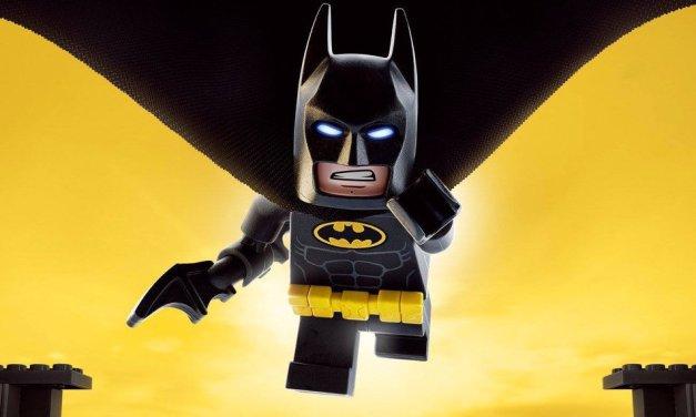 THE LEGO BATMAN MOVIE Beats FIFTY SHADES DARKER & JOHN WICK 2 At The Box Office
