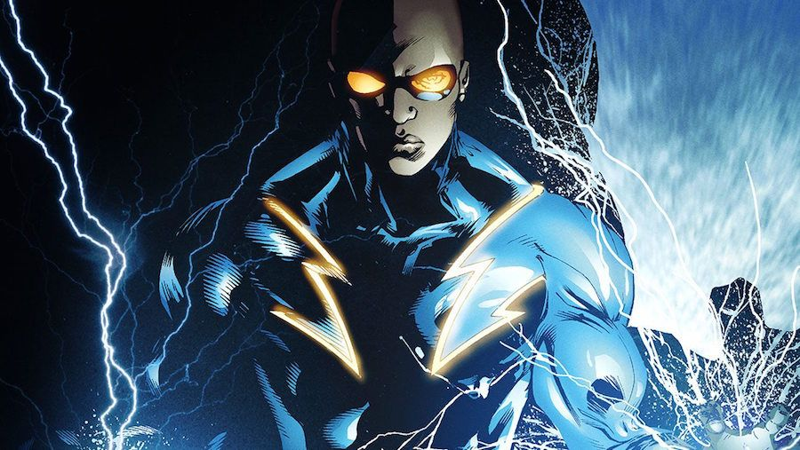 Exclusive: Story Details On DC's BLACK LIGHTNING