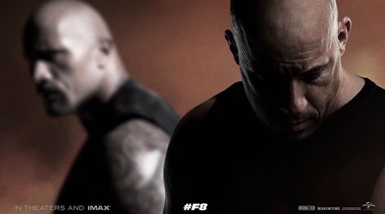New International Trailer / Promo Spot For THE FATE OF THE FURIOUS
