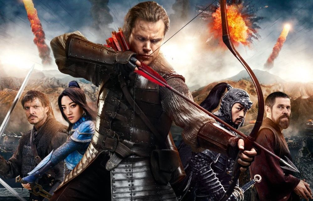Film Review: Damon's THE GREAT WALL Is A Great Mess