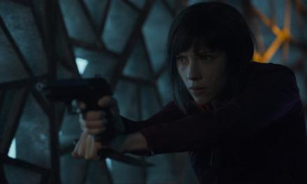 Spanking New GHOST IN THE SHELL Trailer Is Here!!