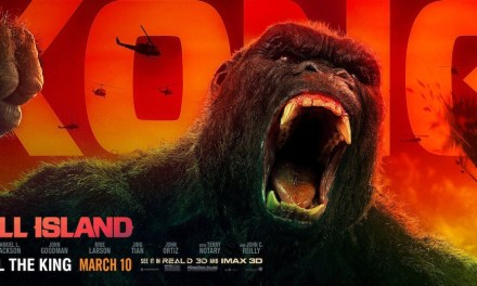 All-New International TV Spot For KONG: SKULL ISLAND