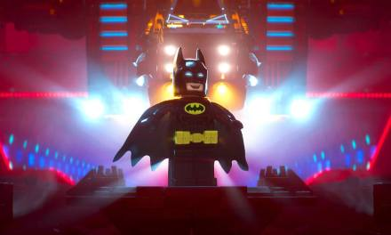 THE LEGO BATMAN MOVIE Tops Presidents' Day Weekend At The Box Office