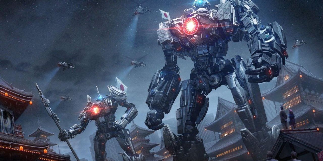 John Boyega Shares A New Pic From PACIFIC RIM: UPRISING