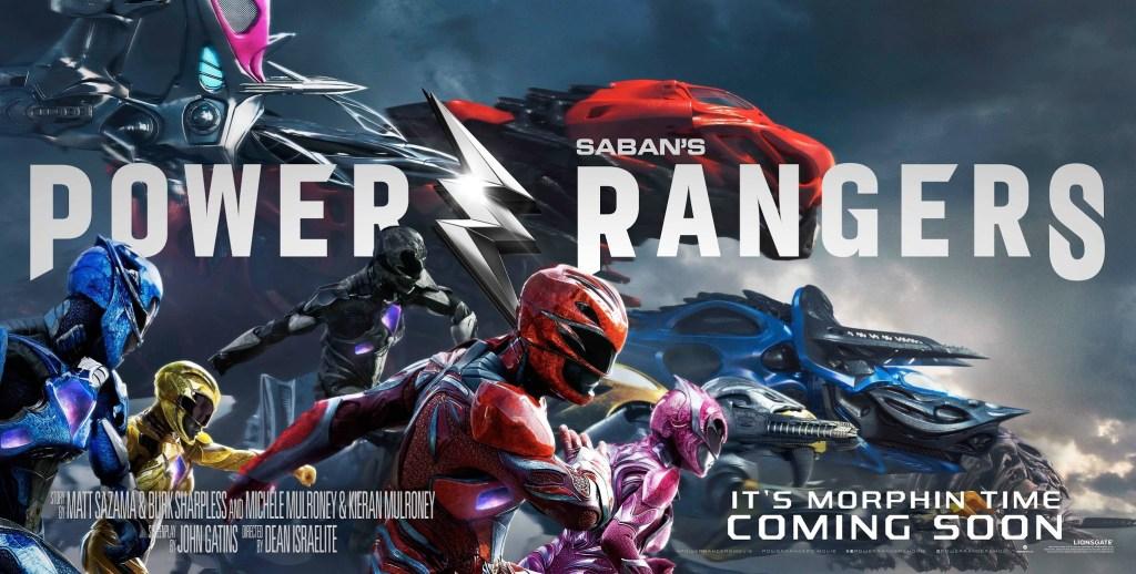 power rangers posters 3