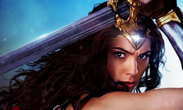 Gal Gadot Shares A New WONDER WOMAN Photograph