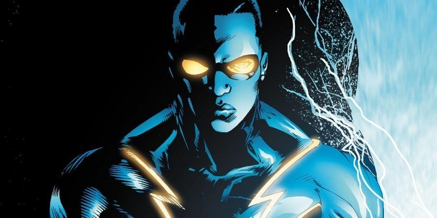First Look Image At Cress Williams As BLACK LIGHTNING!