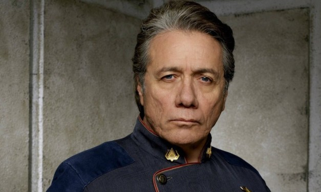 Edward James Olmos Is Gearing Up To Battle THE PREDATOR